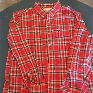 American Eagle Athletic Fit Button Down XXL